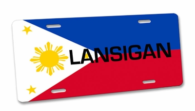 Filipino  License Cover
