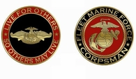 Fleet Marine Force Coin