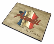 France Welcome Mat- Classic
