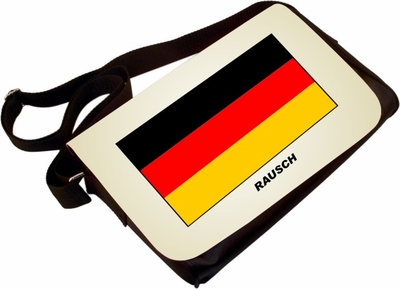 Germany flag purse