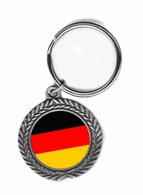 Germany Pewter Key Chain