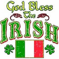 God Bless The Irish