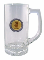 Golden Retriever-Glass-Stein