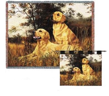Golden Retriever Wall Hanging