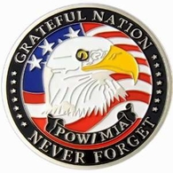 Grateful Nation POW/MIA Coin