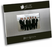 Groom Black Brush Frame