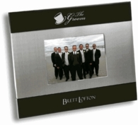 groom picture frames