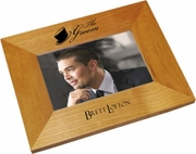 Groom Wood Picture Frame