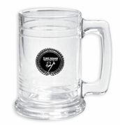 Groomsmen Gifts Glass Stein