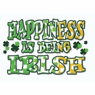 Happiness is Being Irish shirt