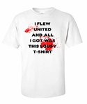 I Flew United T-Shirt
