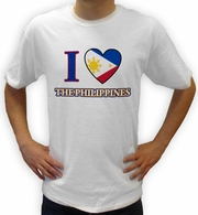 I Love The Philippines Shirts
