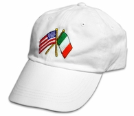 Irish - American Flag Baseball Cap