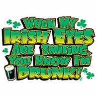 Irish Eyes Smiling (Irish Hungover 4172-13)