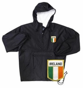 Irish Flag Anorak
