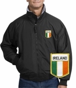 Irish Flag Challenger Jacket