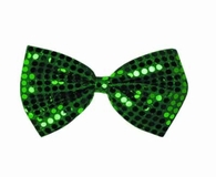 Irish Green Bow Tie