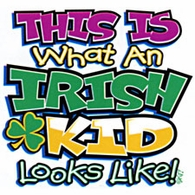 Irish Kid Looks Like