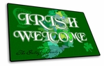 Irish Welcome Mat