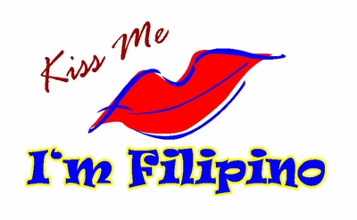 Kiss Me I'm Filipino shirts