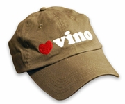 Love Vino Ball Cap