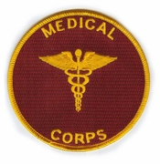 Medical Corps Patch