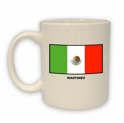 Mexico Coffee Mug