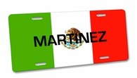 Mexico License Cover