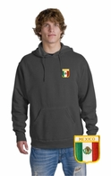 Mexico Patch Crest Hooded Sweatshirt