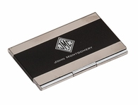 Monogrammed Gifts Business Card Holder