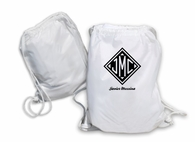 Monogrammed Gifts Cinch Sack