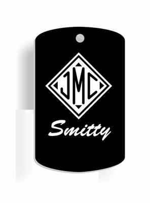 Monogrammed Gifts Dog Tags