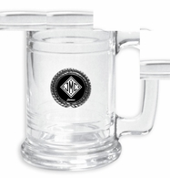 Monogrammed Gifts Glass Stein