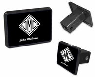 Monogrammed Gifts Trailer Hitch Covers