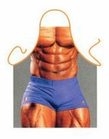 Muscle Man Apron