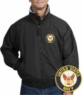 Navy Challenger Jacket