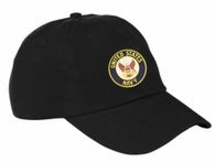 Navy Patch Hat