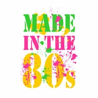 Neon Made in the 80's Shirts