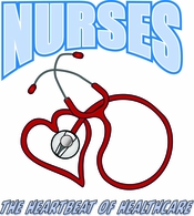 Nurses-The Heartbeat of Healthcare Shirts