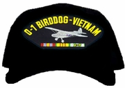O-1 Bird Dog Vietnam Ball Cap