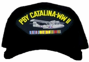 PBY Catalina WWII Ball Cap