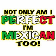 Perfect & Mexican Too Shirt