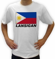 Personalized Filipino  Flag Shirts