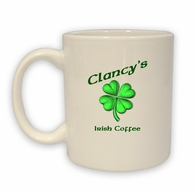 Personalized Irish Coffee Mug
