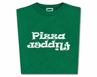 Pizza Flipper T-shirt
