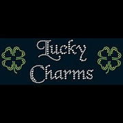 Rhinestone Lucky Charms Shirts