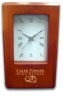 ring bearer Desk Clock
