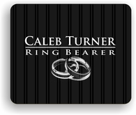ring bearer Hard Mousepad