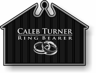ring bearer House Sign