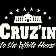 Cruz'in To The White House T-shirt